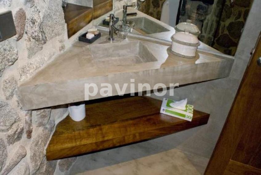 Lavabos Para Baño Esquina:Blog Realización de un lavabo en esquina para aprovechar el espacio